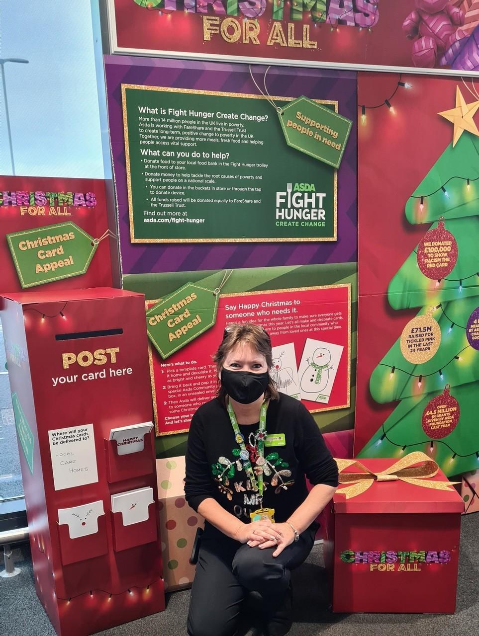 Community Christmas | Asda Newport Isle of Wight