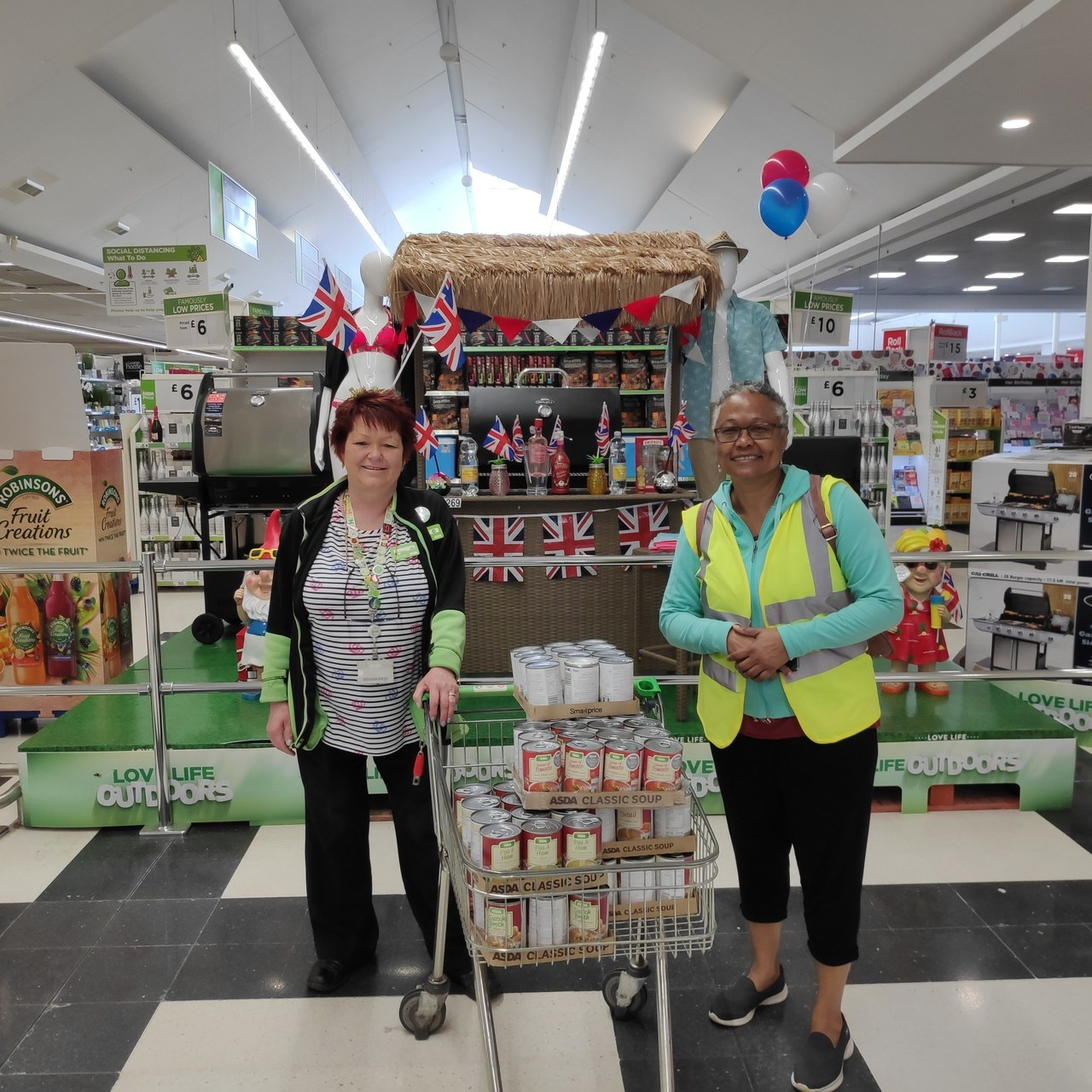 Food bank help | Asda Watford