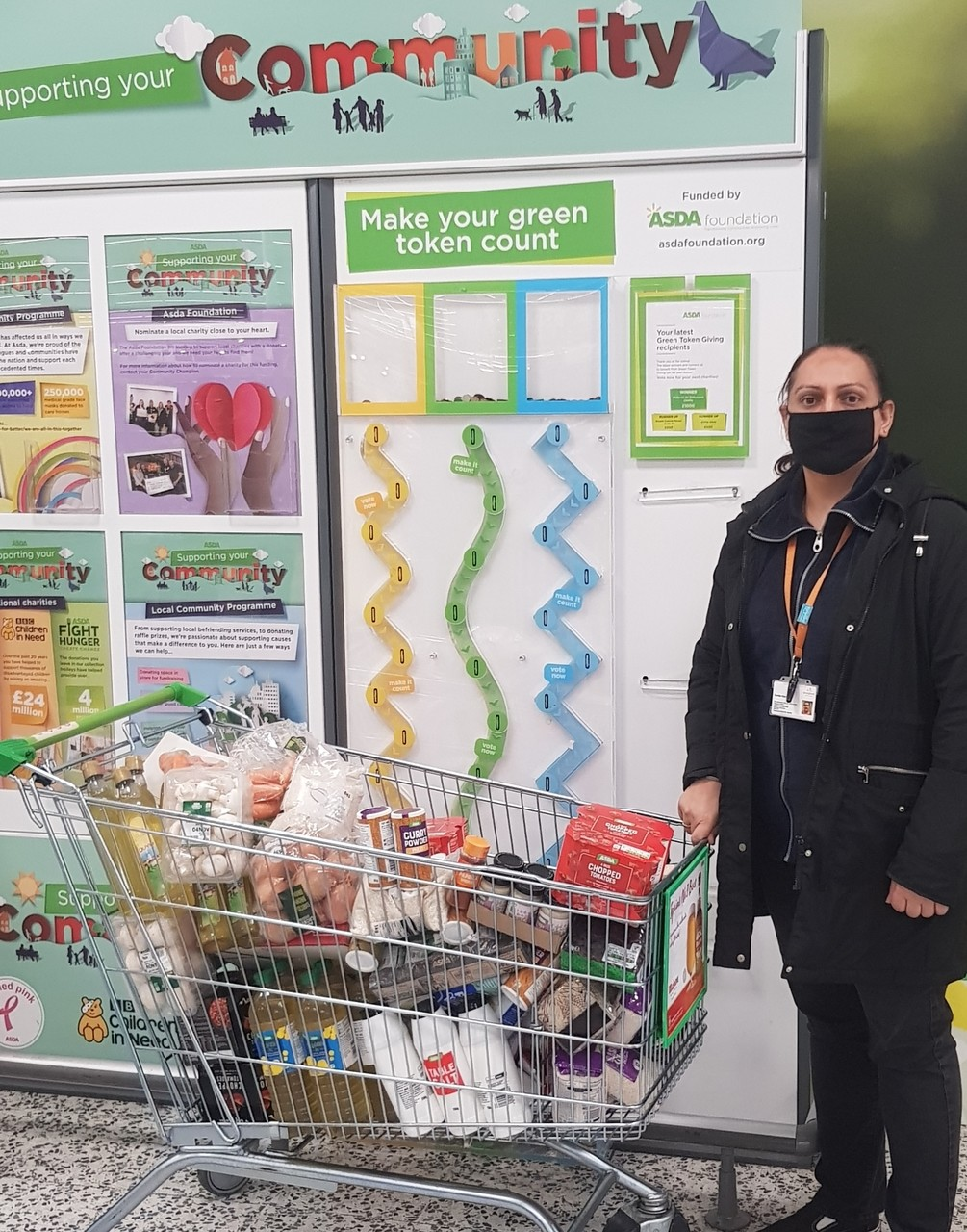 Cooking sessions for kids   Asda Small Heath