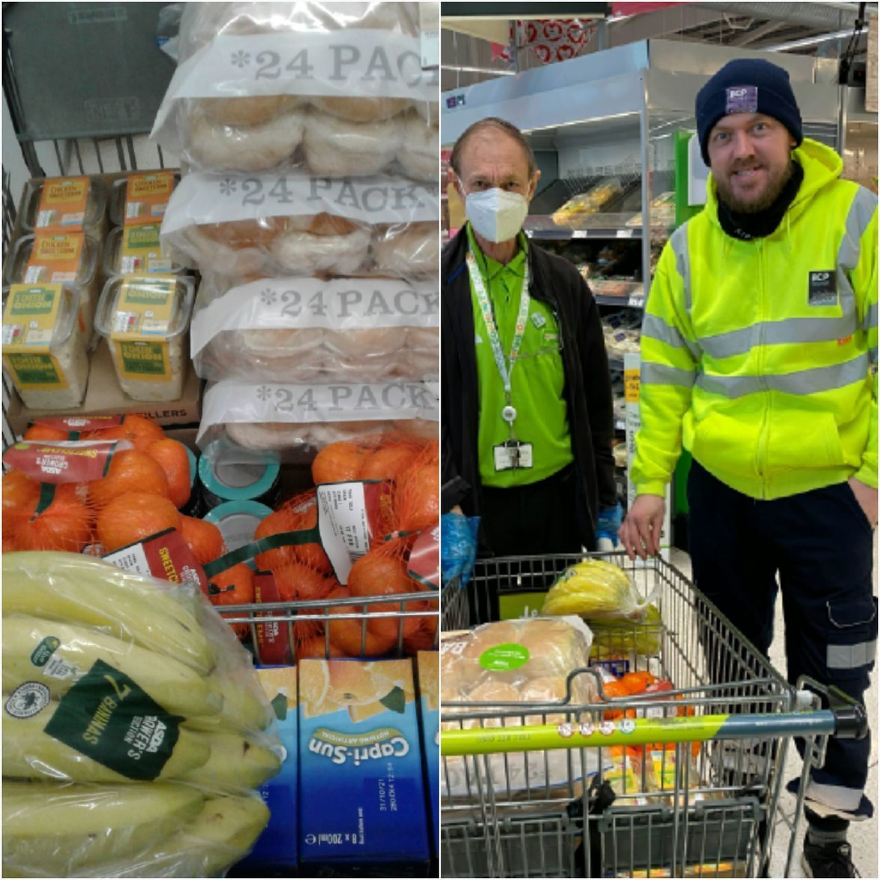 Lending our local community a helping hand | Asda Castlepoint
