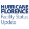 Hurricane Florence update graphic