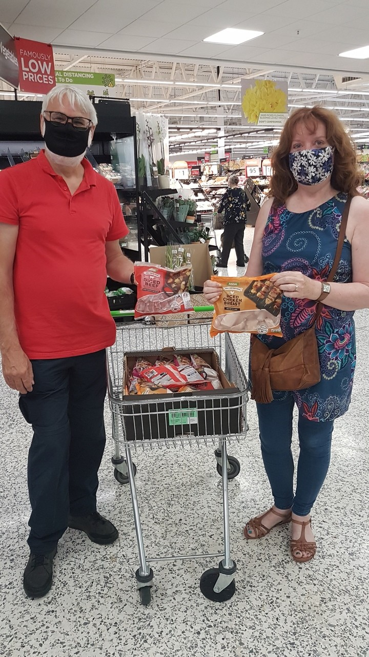 Souper Lunch support | Asda Pilsworth