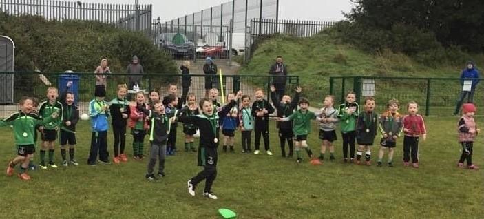 Castlewellan Gaelic Athletic Association celebration | Asda Downpatrick