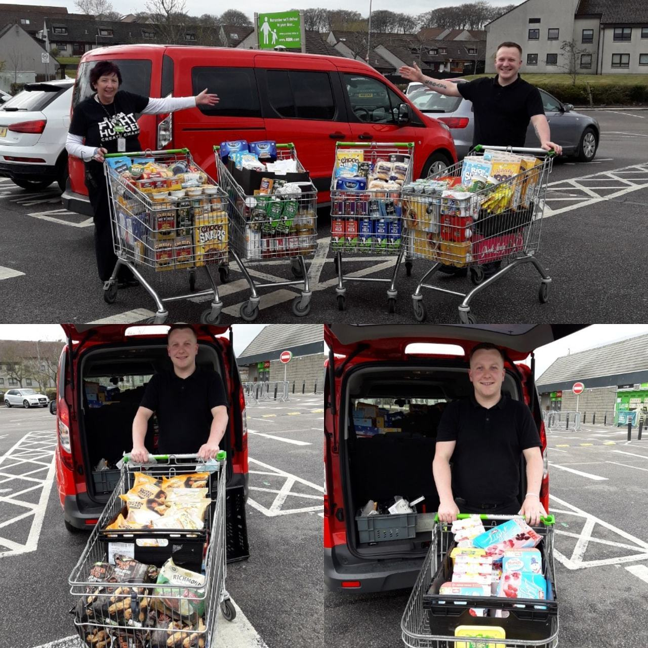 Supporting our community | Asda Middleton Park