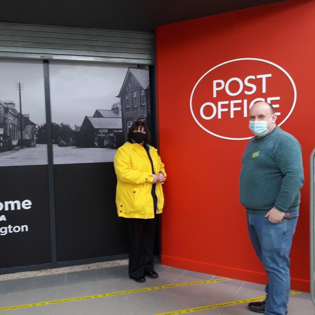 Post Office celebrations | Asda Cramlington