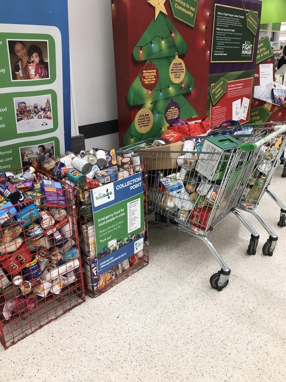 Our customers are so generous | Asda Nottingham West Bridgford