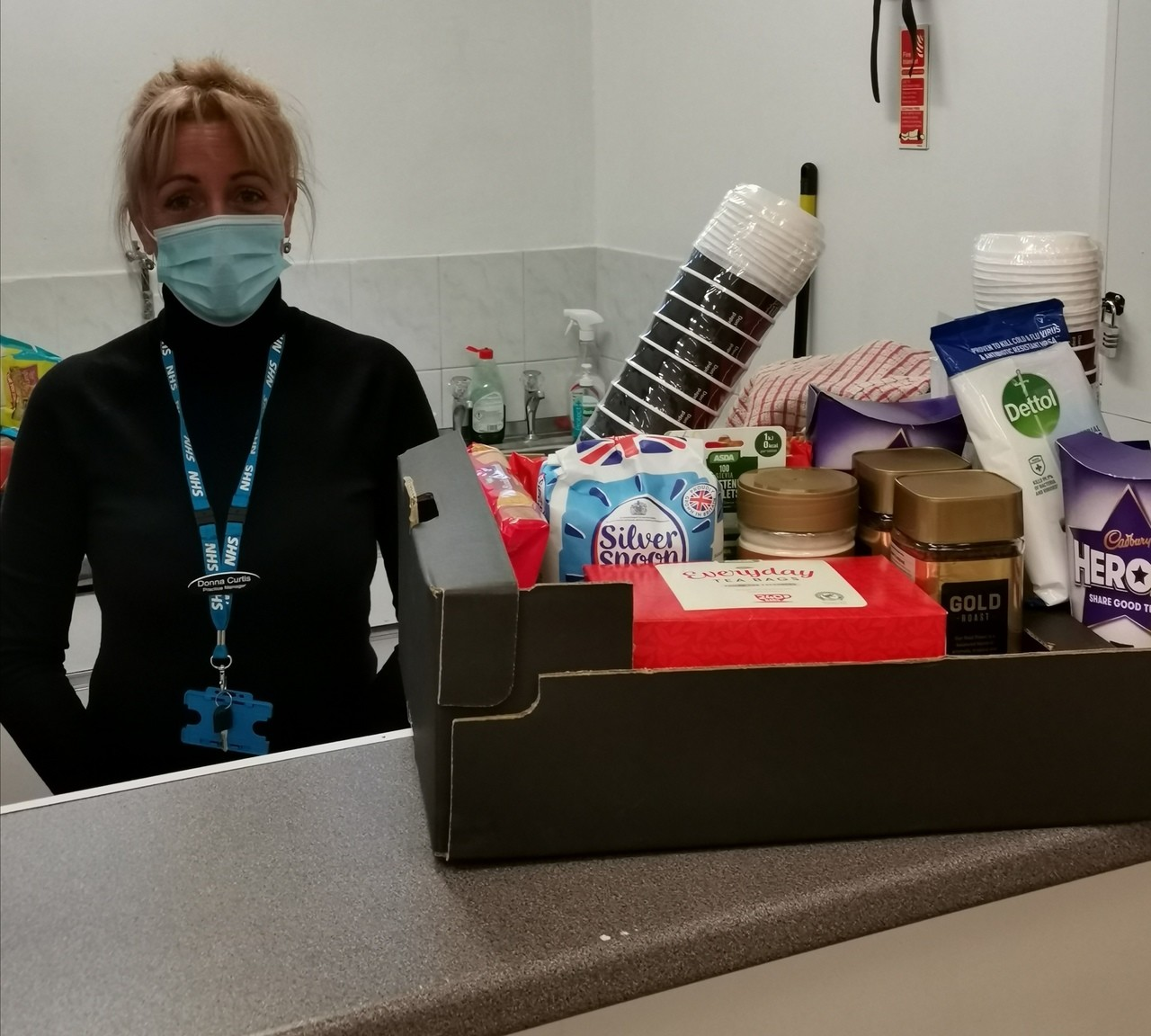 Vaccine Hub treats | Asda Shoebury