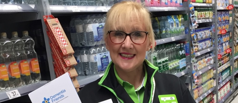 Dementia and autism-friendly Inclusive Hour at Asda Pwllheli