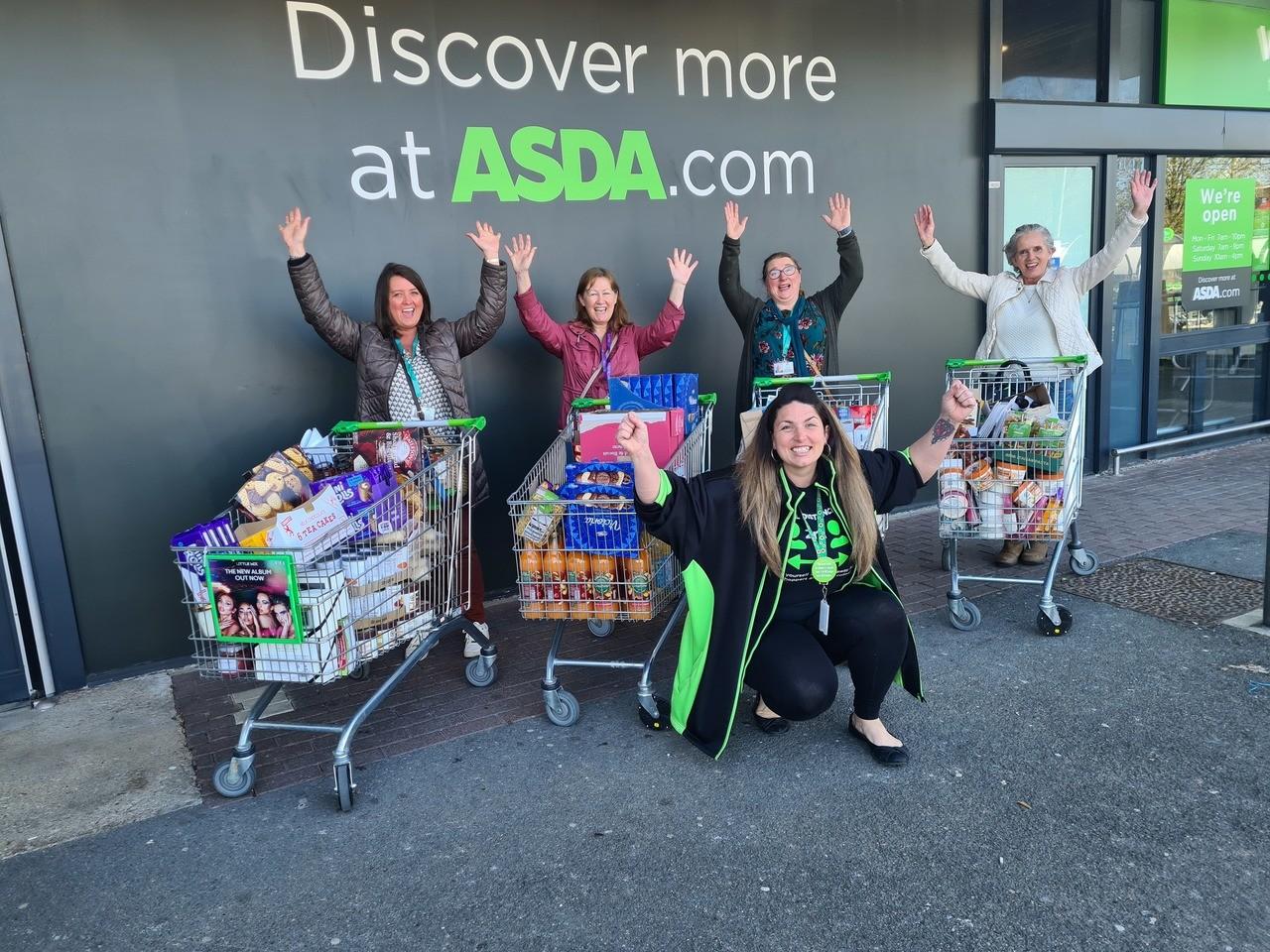 Supporting Swindon Carers | Asda West Swindon