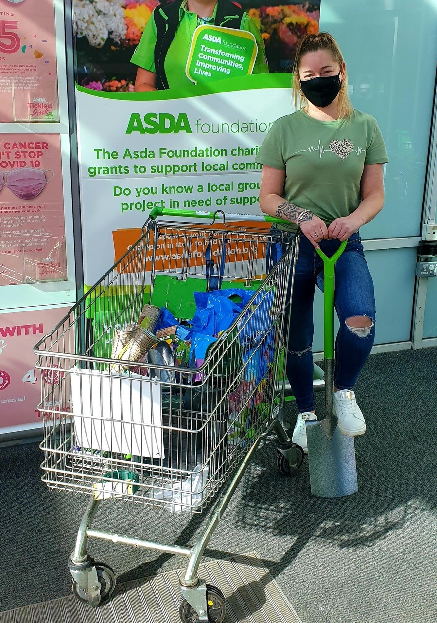 LETS GROW OUR OWN and learn while we do it. | Asda Toryglen