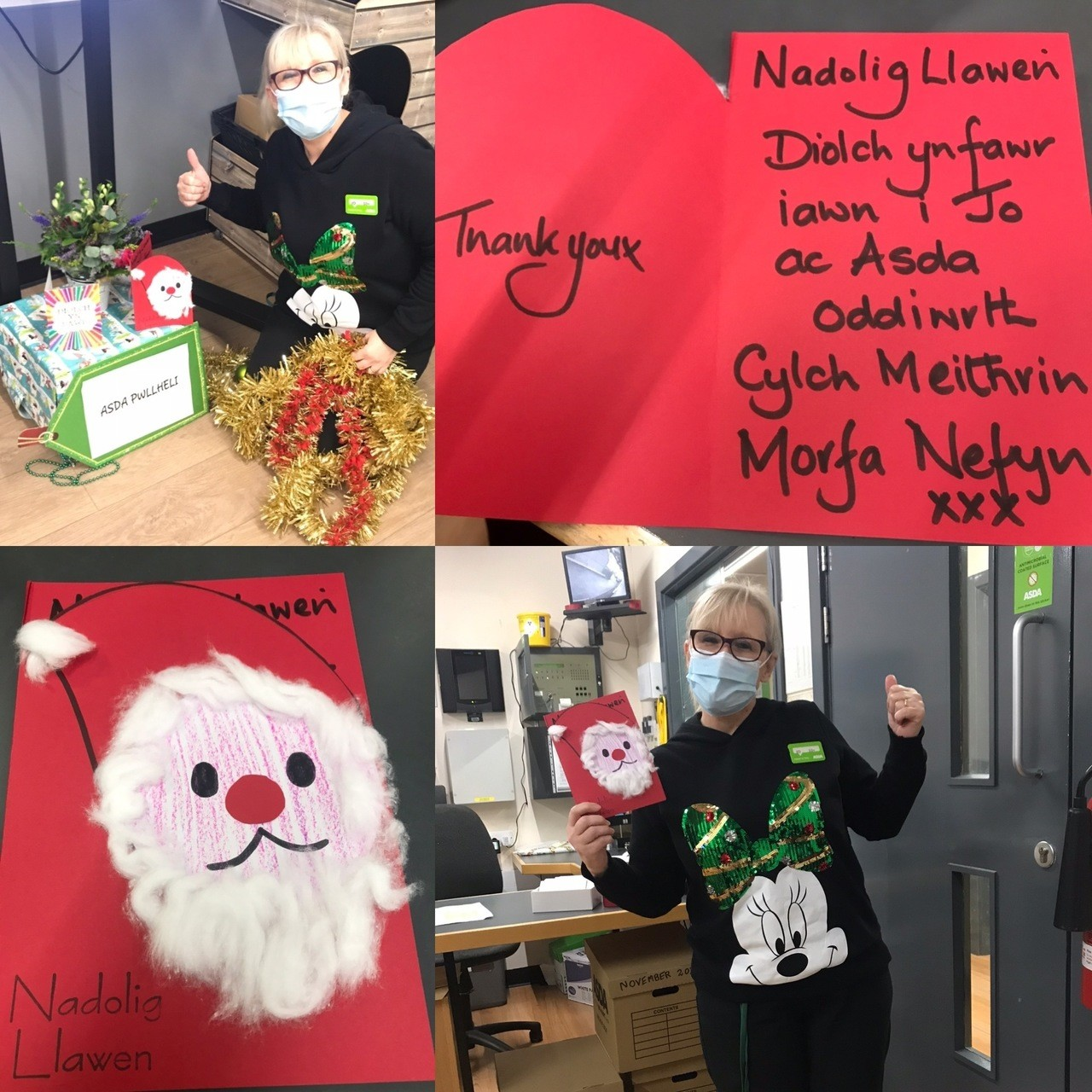 Kindness and a Thank you | Asda Pwllheli