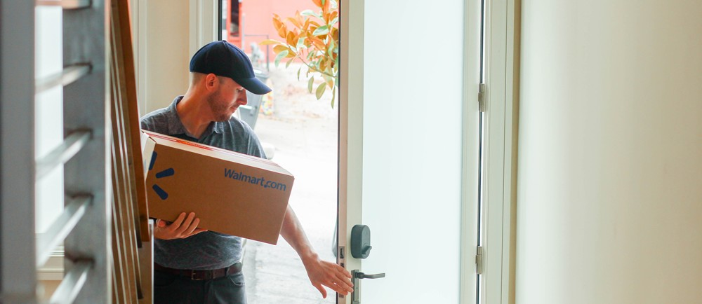 Why The Future Could Mean Delivery Straight Into Your Fridge