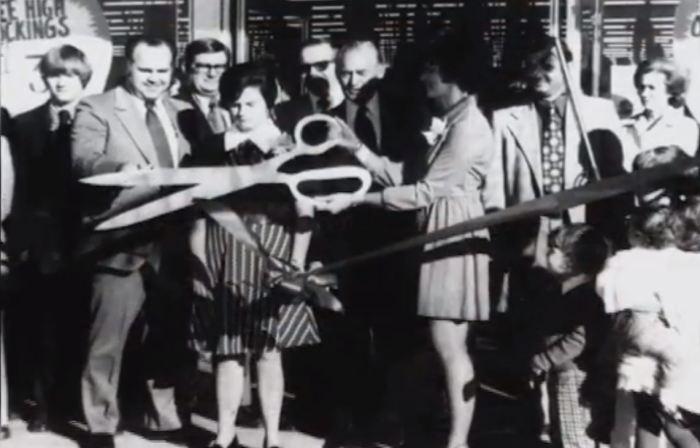 On July 2 1962 Sam Walton Opens The First Walmart Store In Rogers Arkansas