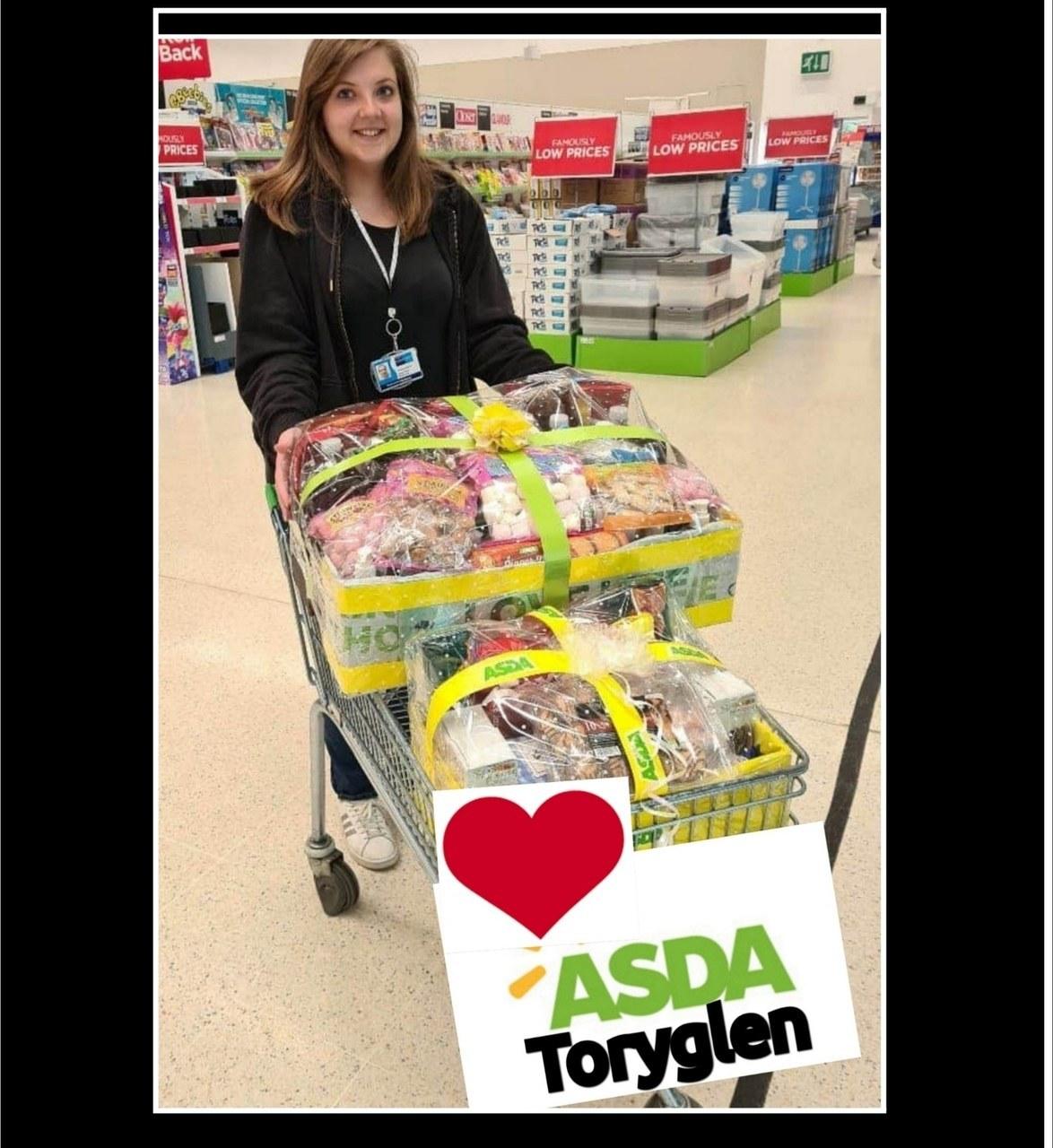 Continued support forDavid Walker Gardens | Asda Toryglen