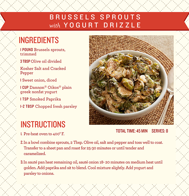 RecipeCards_Brussel Sprouts w Yogurt Drizzle