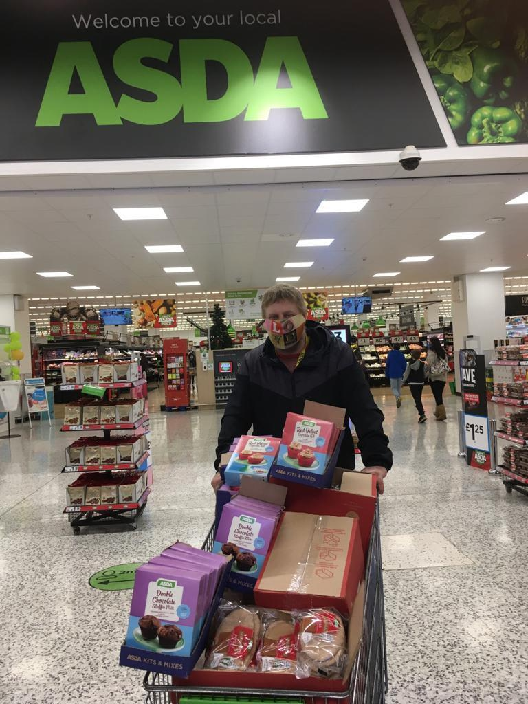Helping to feed local families this half term  | Asda Lower Earley