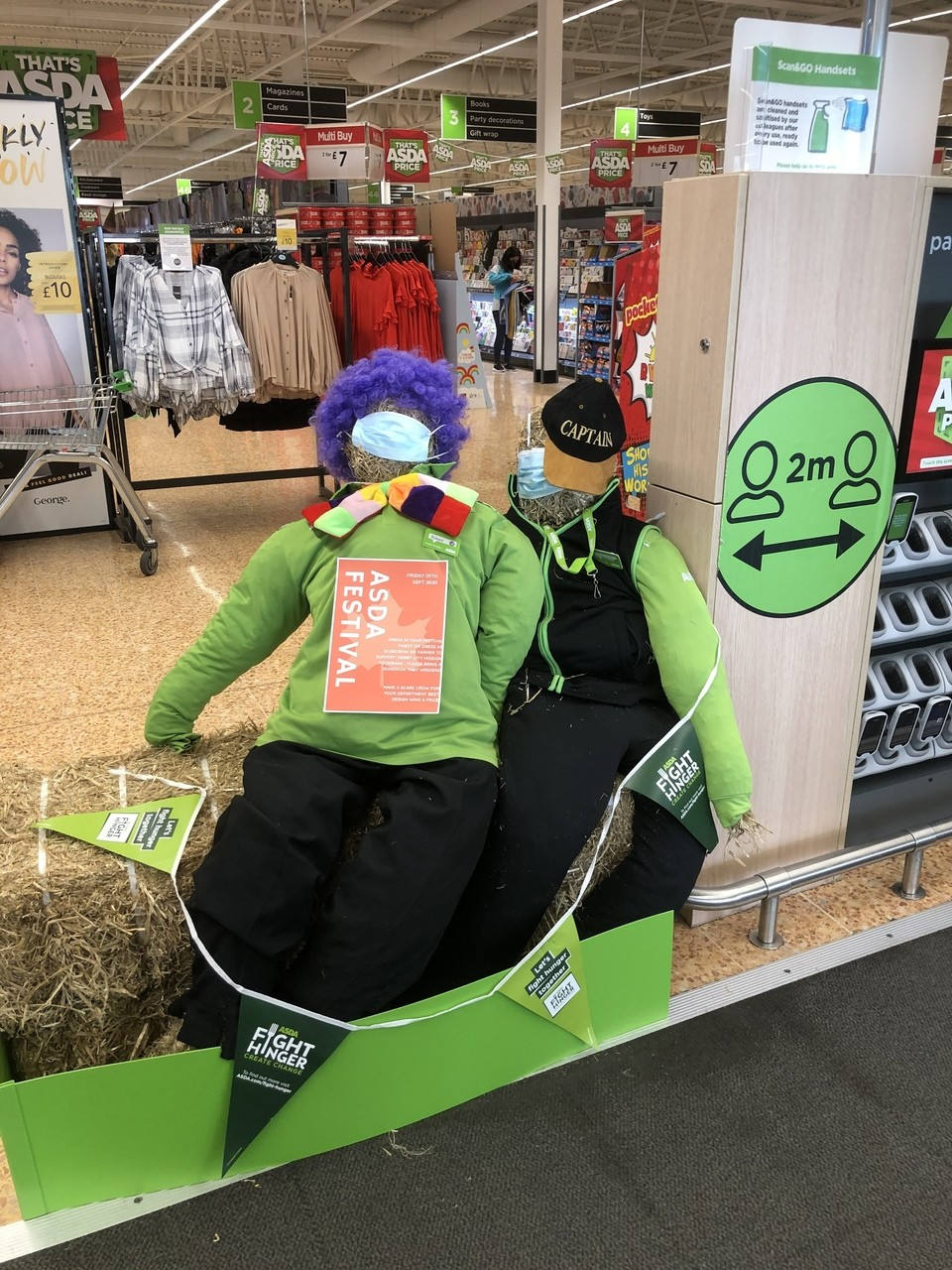 Harvest festival fun | Asda Derby