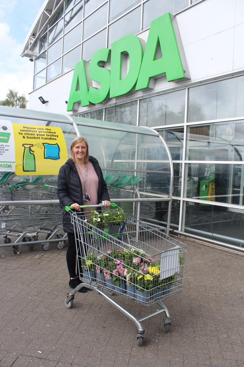 Bolton store donation to the Tonge Moor Nursery Academy. | Asda Bolton