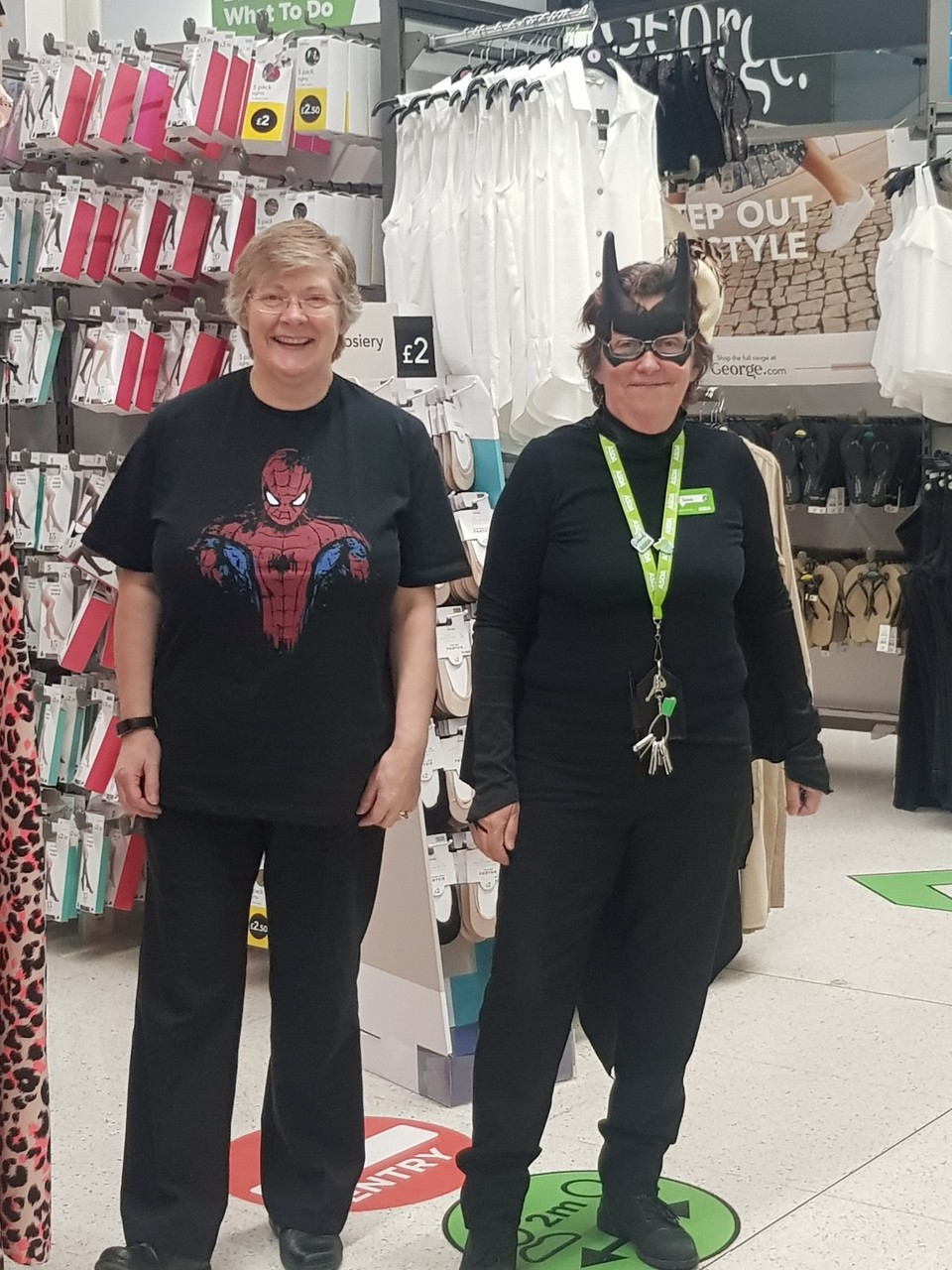 Dressing up day comes to Cheltenham store | Asda Cheltenham