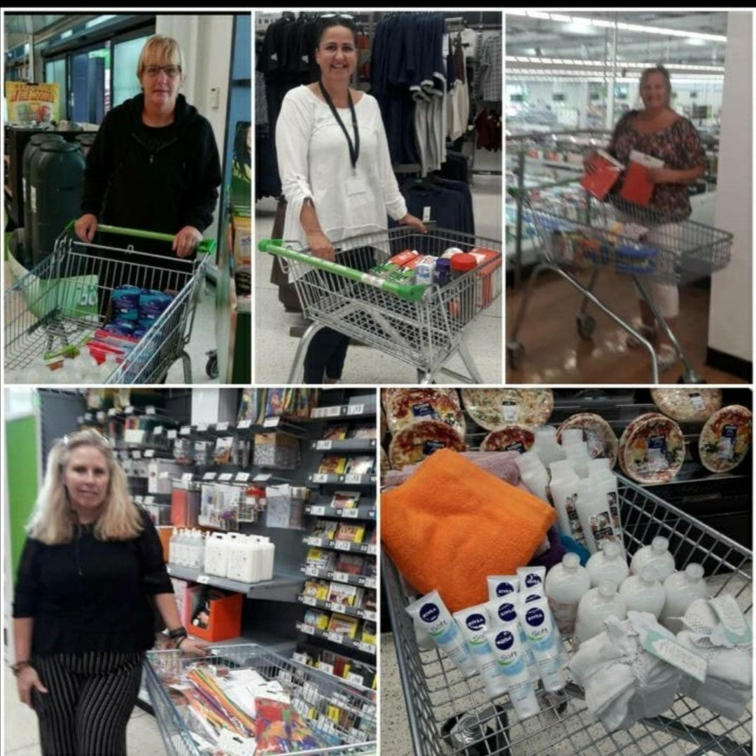 Record breaking donations | Asda Newport Pillgwenlly