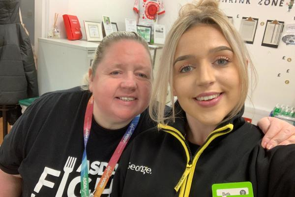 Beth Smart has joined Asda Dewsbury