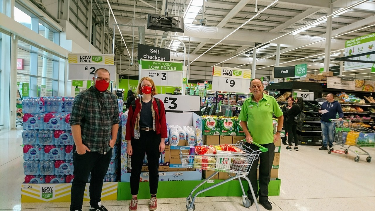 Supporting National Food Service Bristol  | Asda Filton