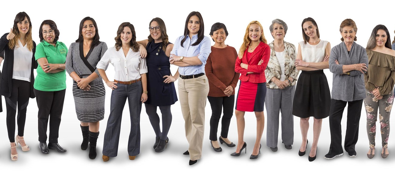 Women-owned business leaders