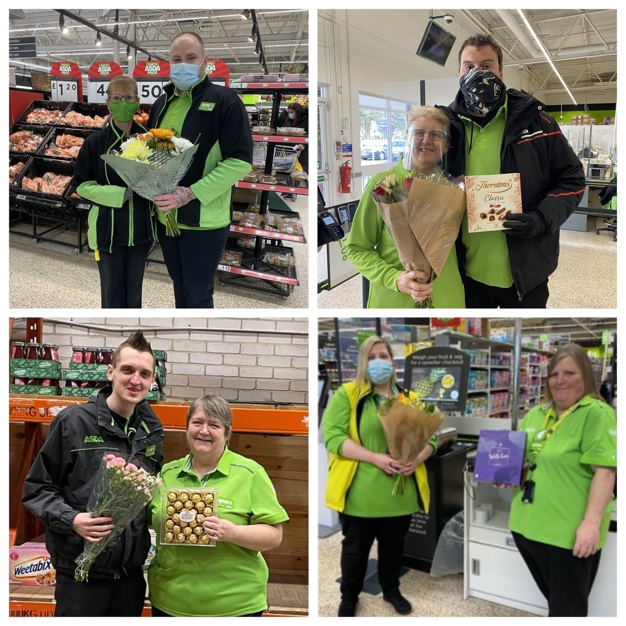 Happy Mother's Day to the super mums from Asda Gosport | Asda Gosport