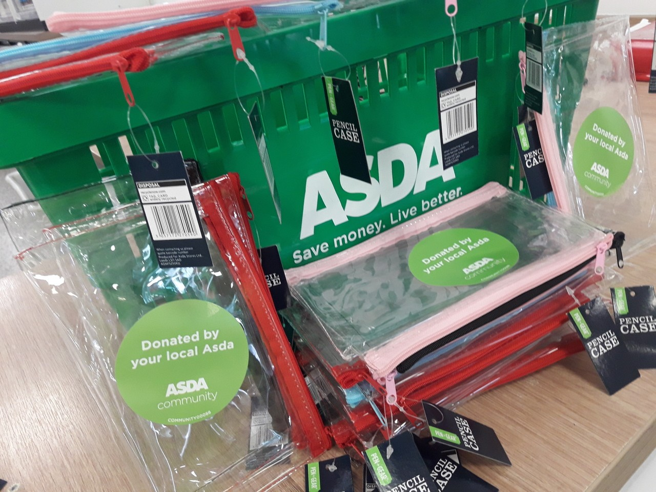School support  | Asda Gosforth