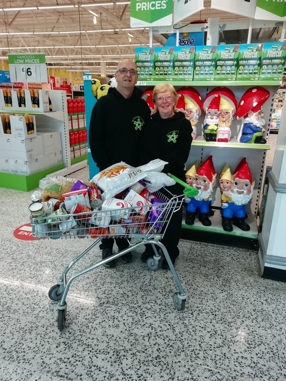 Food donations | Asda Morley