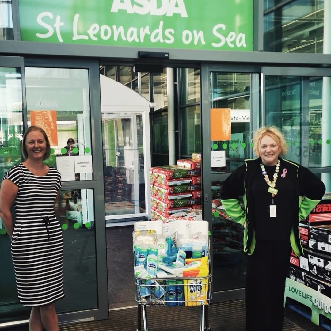 Helping our local primary school  | Asda St Leonards on Sea