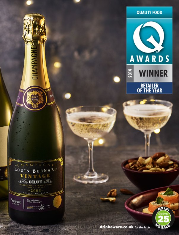 Asda has been named Retailer of the Year at the 2019 Quality Food Awards