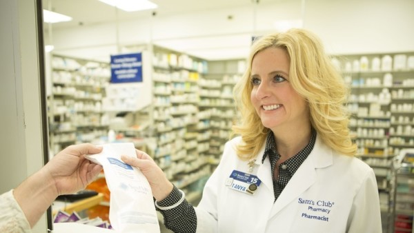 Sam's Club Pharmacist