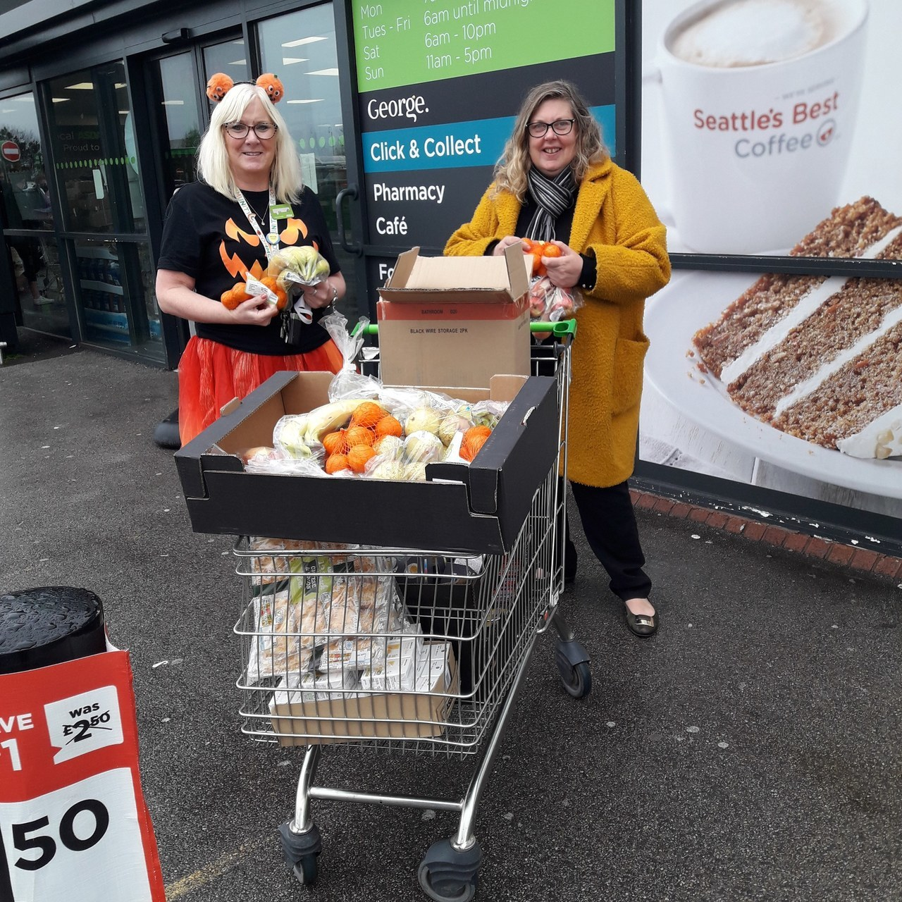 Support for local families | Asda Barrow