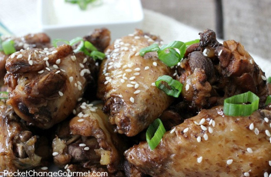 Eat Healthy Blog post image - sesame chicken