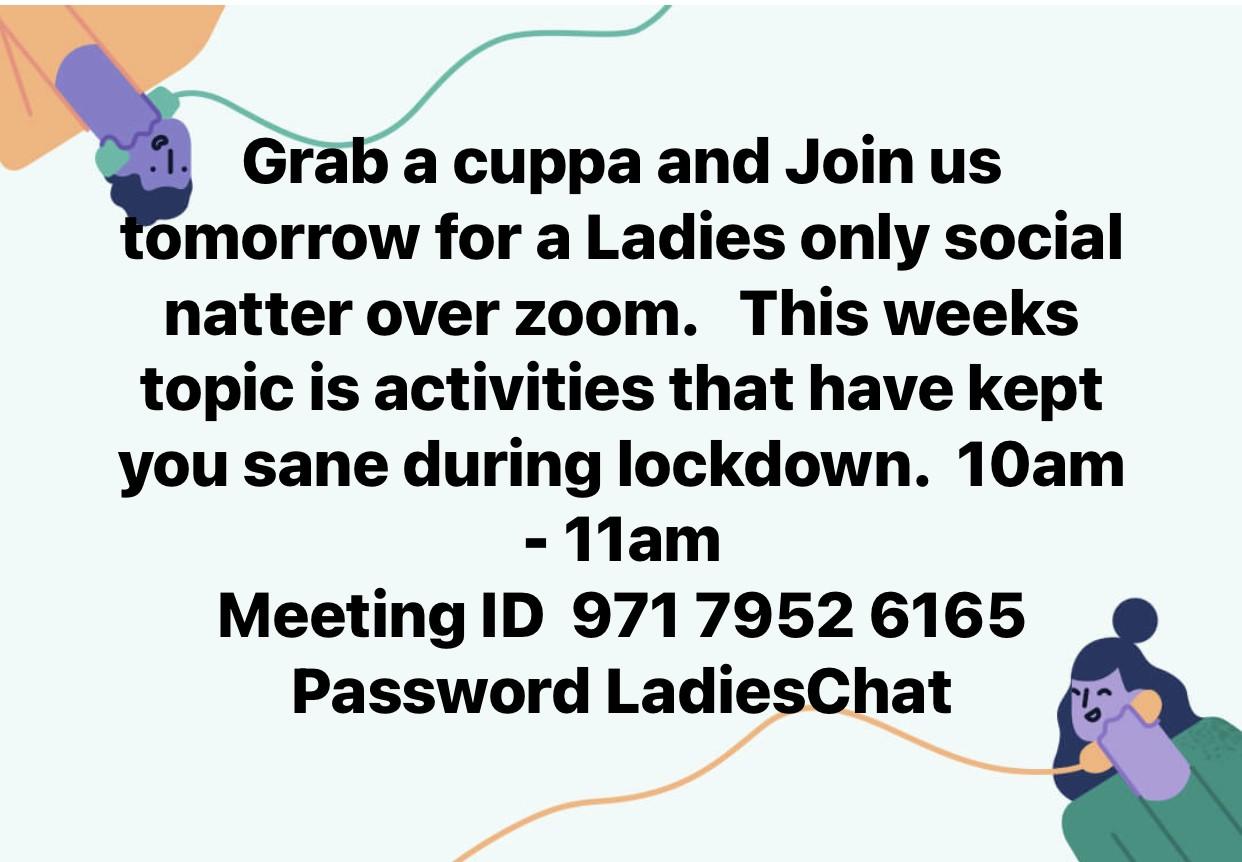 Ladies social group | Asda Gosport