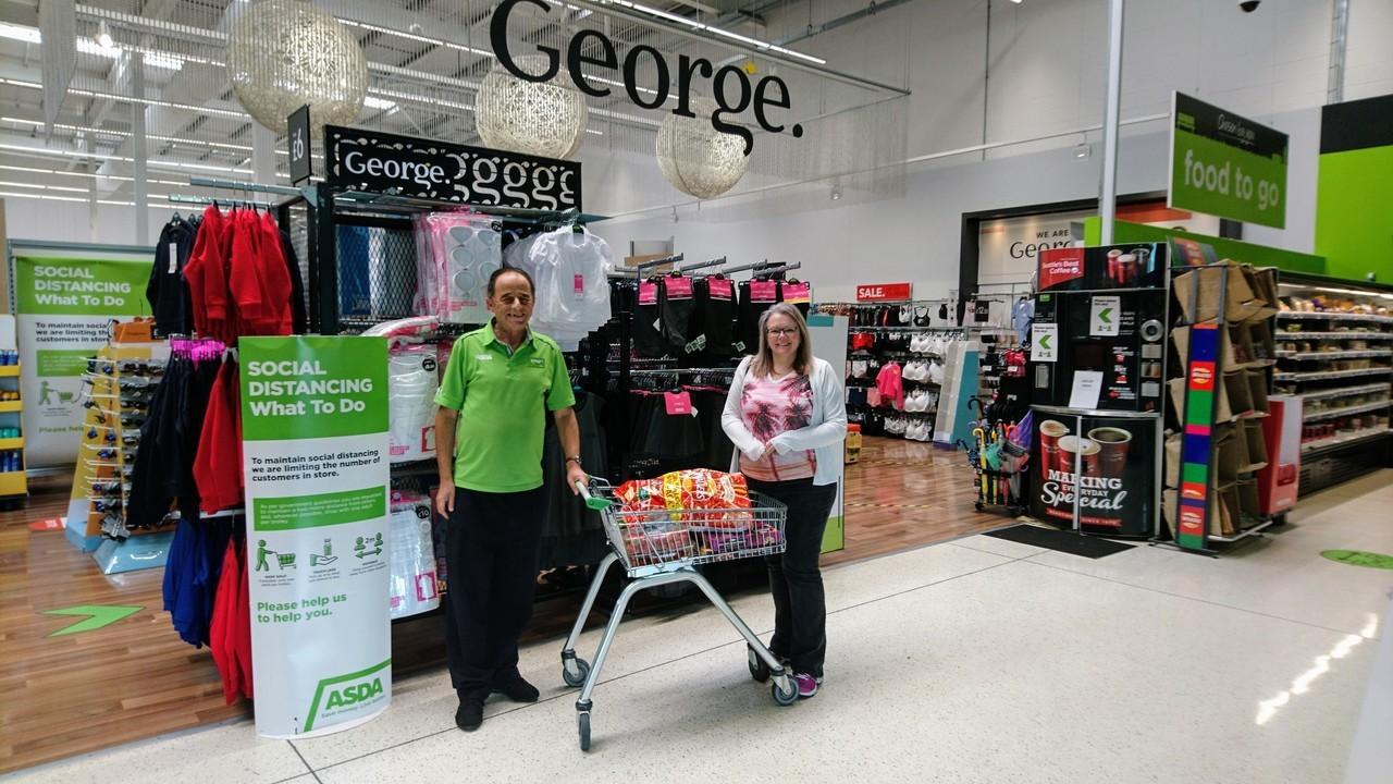 Thank you toCharborough Road Primary School | Asda Filton