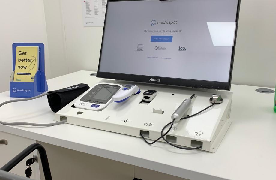 Medicspot Virtual Doctor