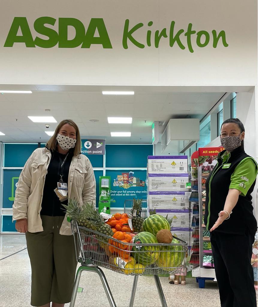 Health Week   Asda Dundee Kirkton