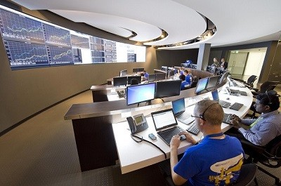 UK Mission Control Centre