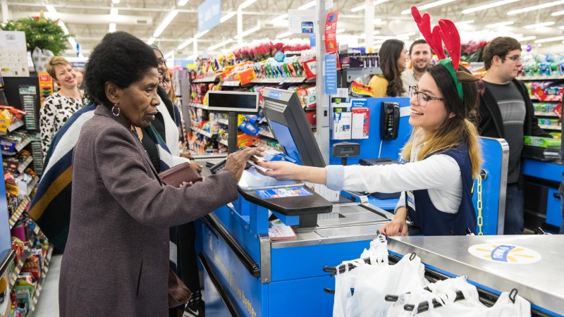Cyber Monday Walmart 2017 >> Walmart Helps Customers Rock Black Friday