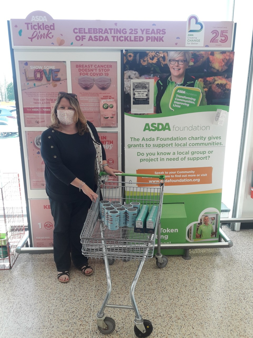 Pet Food Bank | Asda Plymouth