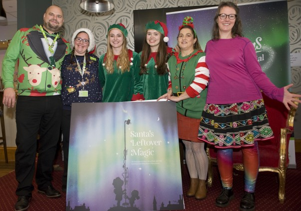 Extra special Christmas surprise for Anglesey Foster Care Association from Asda Llangefni