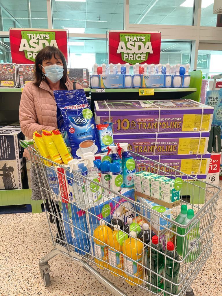 Maggie's Centre donation | Asda Dundee Kirkton