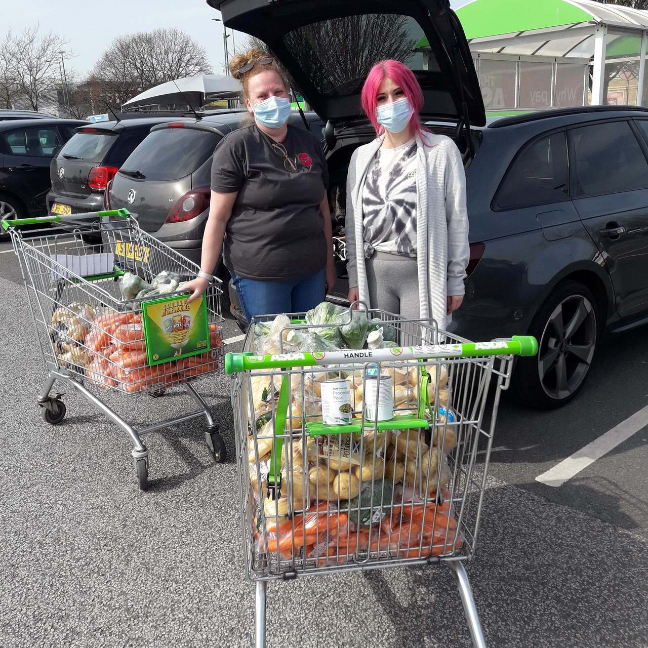 Proud to support local community group | Asda Bromborough