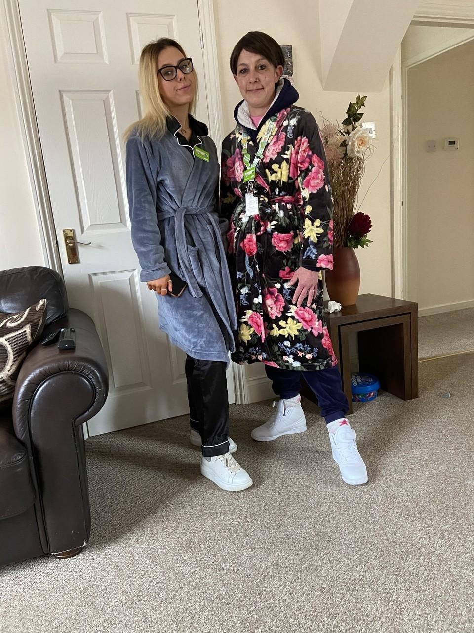 World sleep day = pyjama day @ Asda Biggleswade | Asda Biggleswade