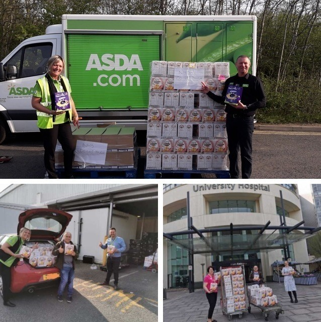Easter egg donations | Asda Coventry