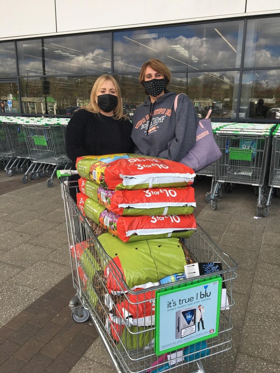 Supporting schools | Asda Swindon Haydon