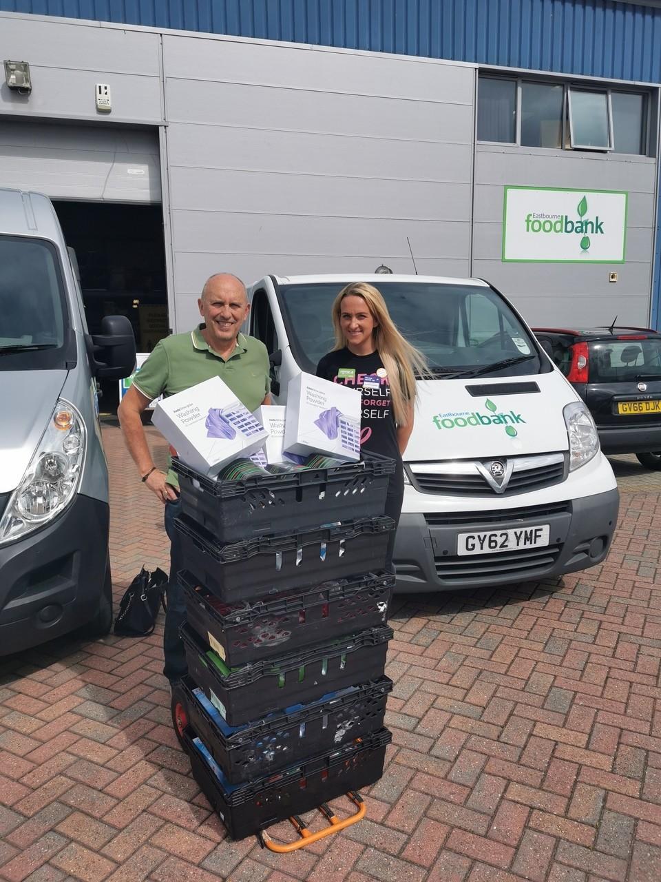 Food bank support | Asda Eastbourne