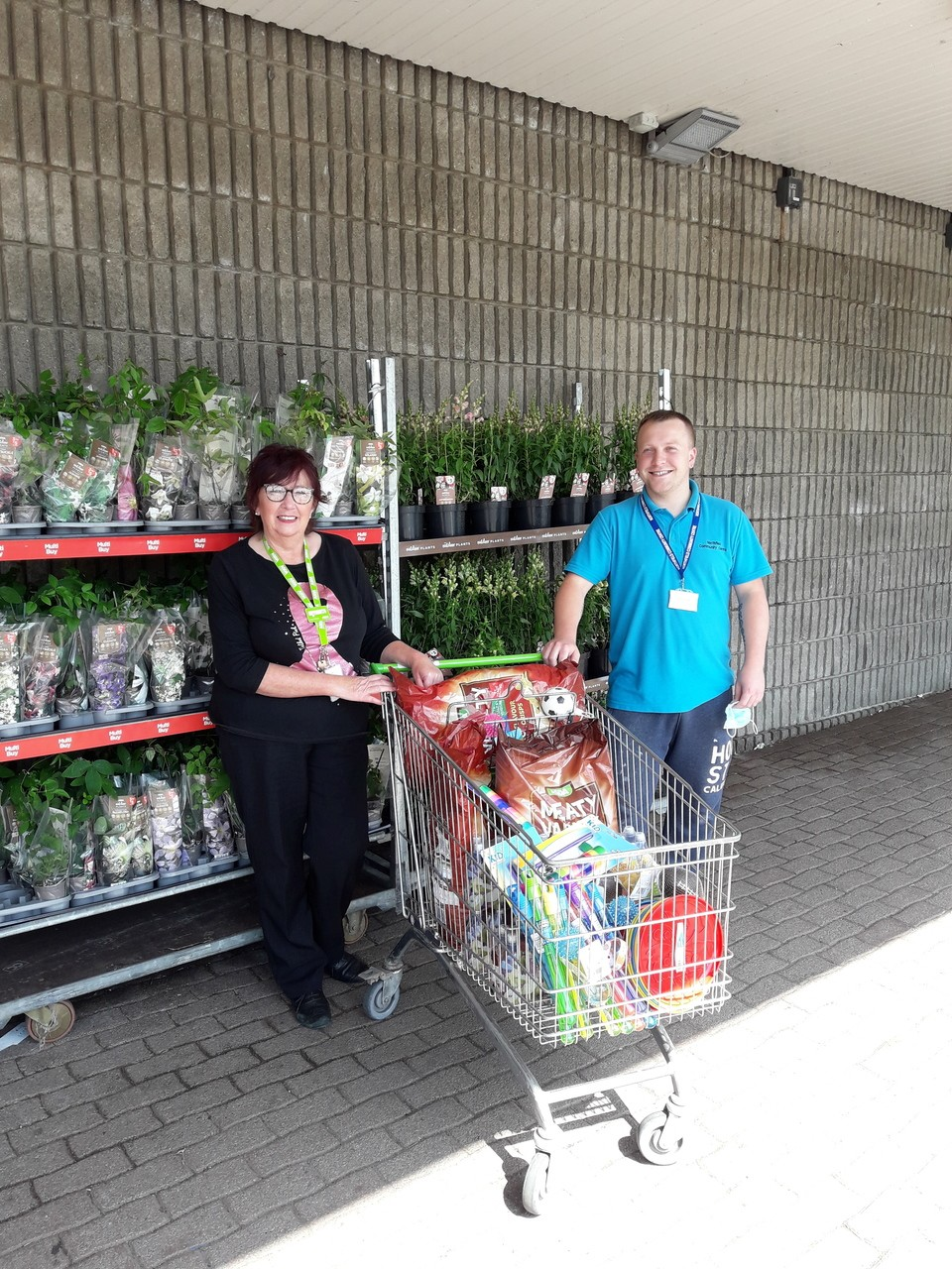 Surprise forNorthfield Community Centre | Asda Middleton Park